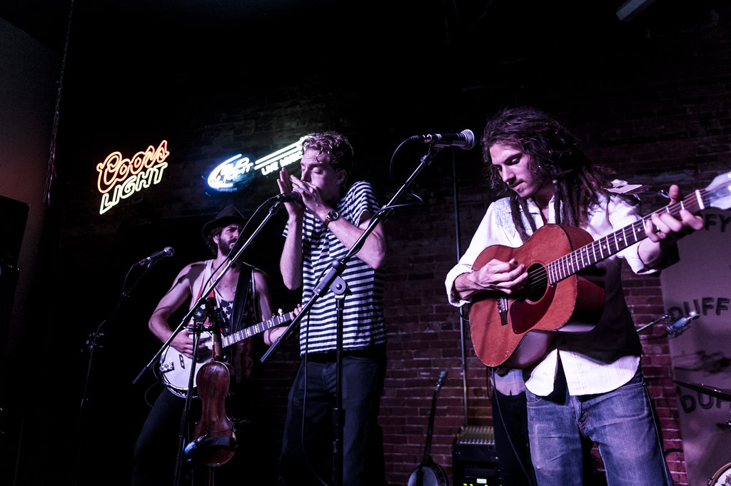 The Way Down Wanderers at Duffy's Tavern | June 10, 2015