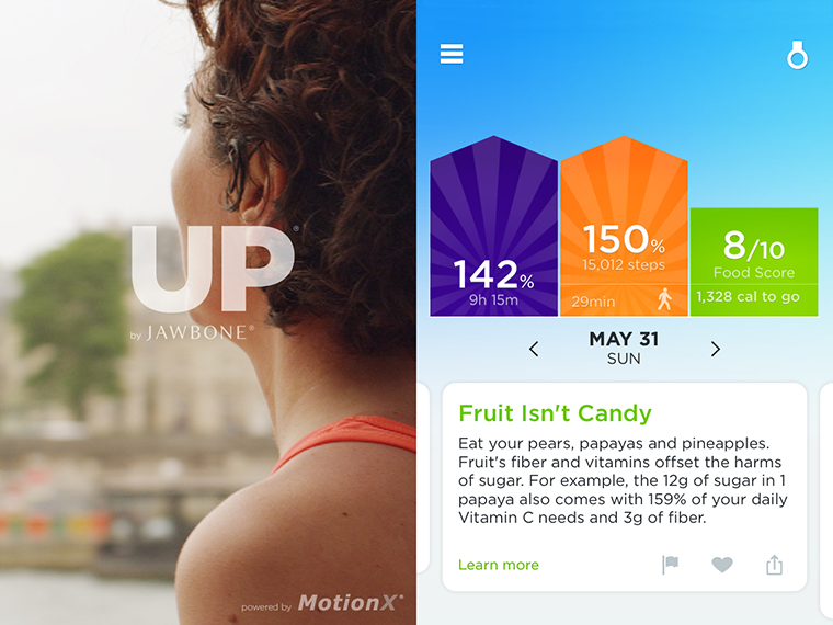 Up by JawBone Review