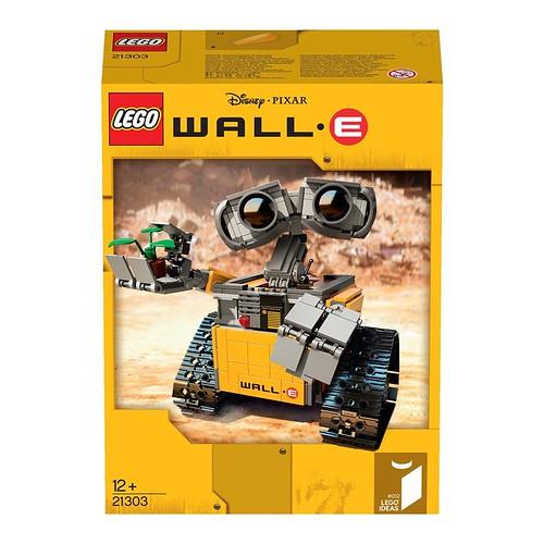 LEGO Ideas Wall-E 21303 C