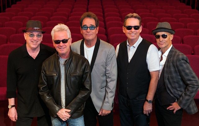 Huey Lewis and The New