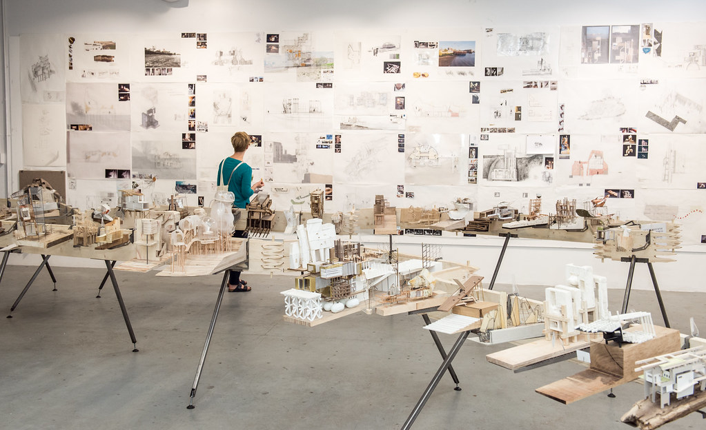 Bsc architecture year 1 2015 the bartlett summer show 20 flickr - Architecture shows ...