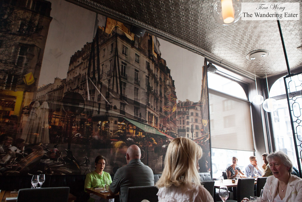 Restaurant Les  Coups Montreal