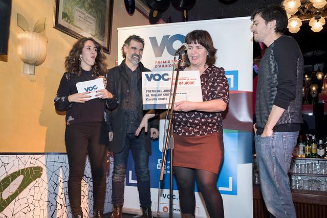 VOC - Premis i mostra d'audiovisuals en català