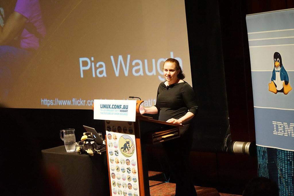 Pia Waugh