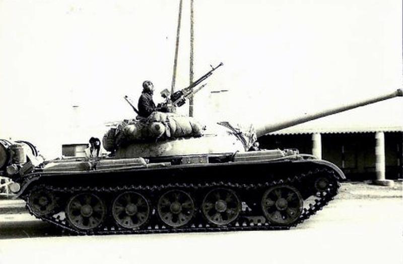 Les FAR durant la Marche Verte 1975 31630380554_3f6c853468_o