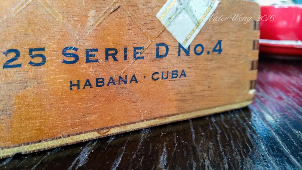 Antique Cuban Cigar Box Side View Antique Cuban Cigar Bo Flickr