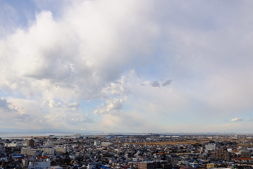 view from Kimisarazu Tower 03