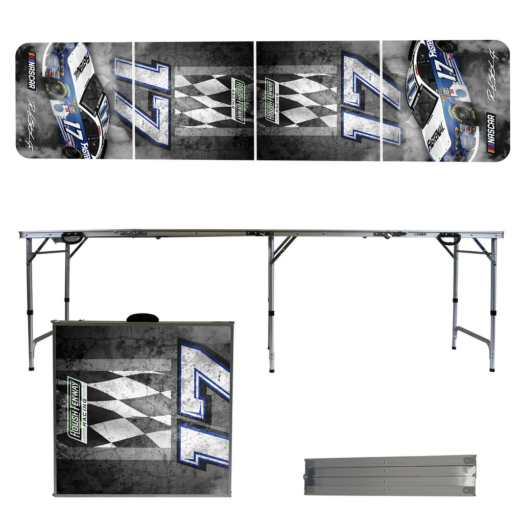 RICKY STENHOUSE JR #17 Tailgating, Camping & Pong Table