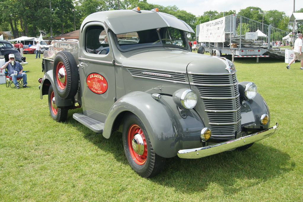 1940 International Harvester D2 Pick-Up | Beautiful ...