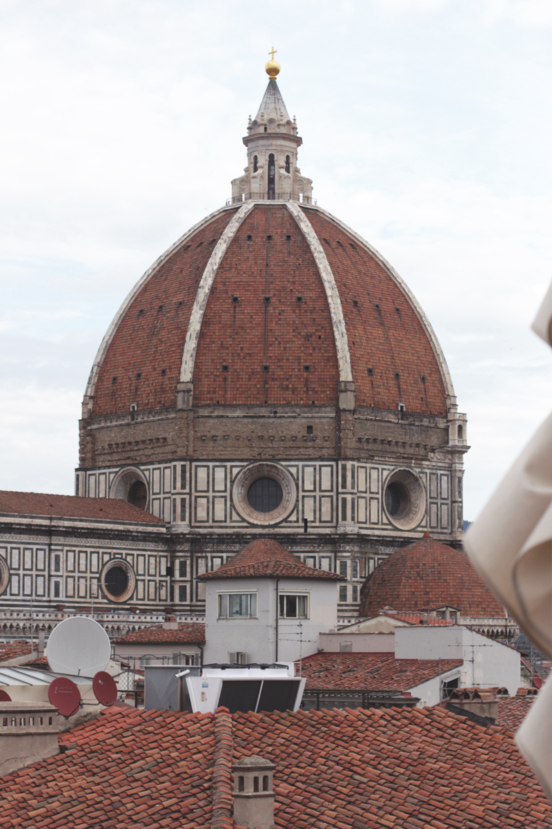 The Duomo in Florence, Bumpkin Betty