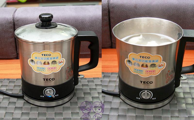 19 TECO東元304不鏽鋼快煮美食鍋