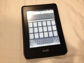 Kindle Paperwhite - BrowserPairs | by Irvin Chen