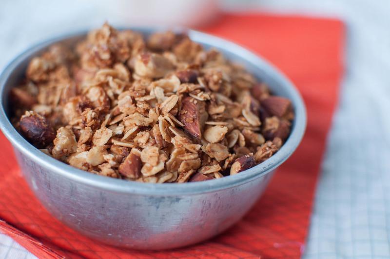 Coconut Granola 6