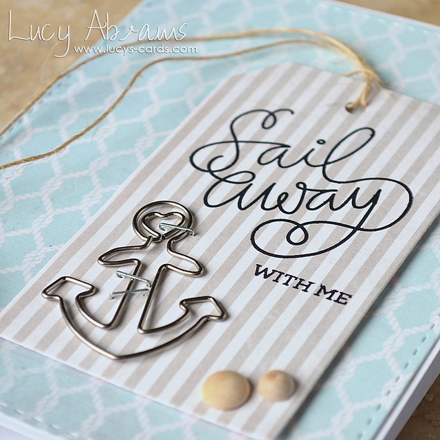 Sail Away 2 by Lucy Abrams