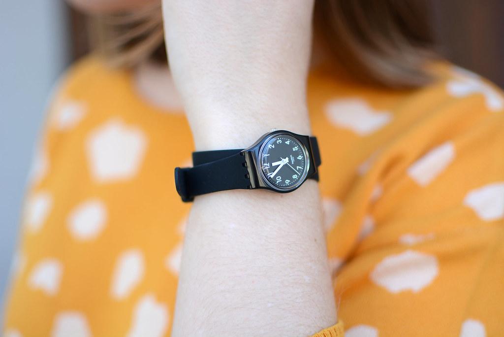 Swatch-Uhr