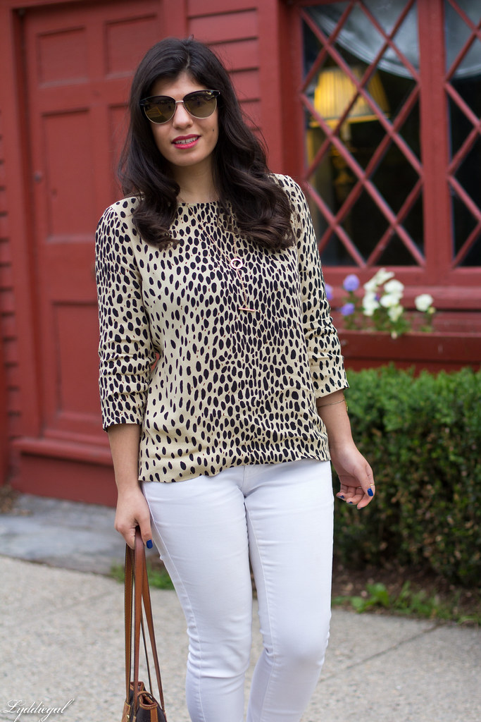 leopard tunic, white denim, leather tote-7.jpg