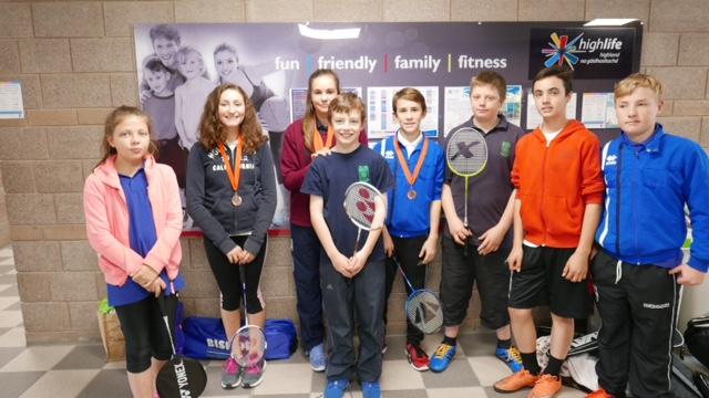 Highland Badminton 2016