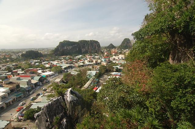 峴港 五行山