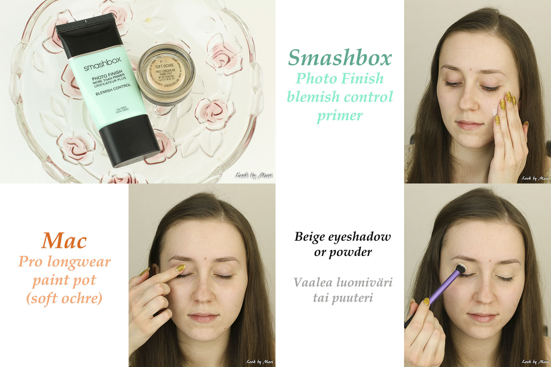 3 how to do base for your makeup base makeup pohjameikin teko