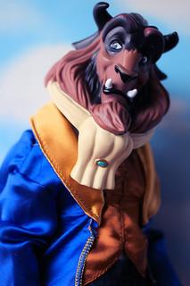 Disney Store 2016 Classic Doll - Beast