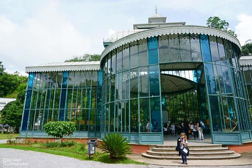 Palacio de Cristal Exterior
