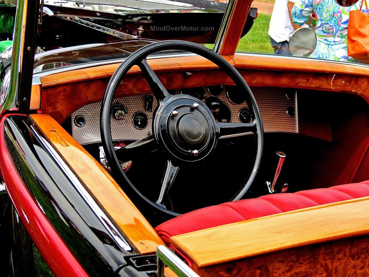 Hershey Elegance Duesenberg Model J Interior
