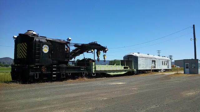 Merrill Oregon Trains