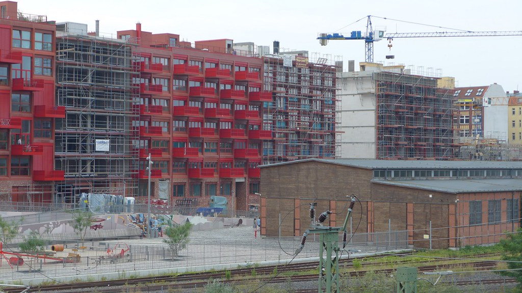 Lokdepot Berlin am lokdepot neubauten in berlin schöneberg kleist berlin flickr