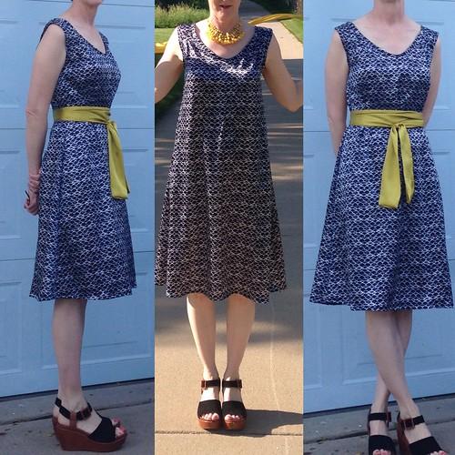 Simplicity 1810 Jill Case Denver Sews