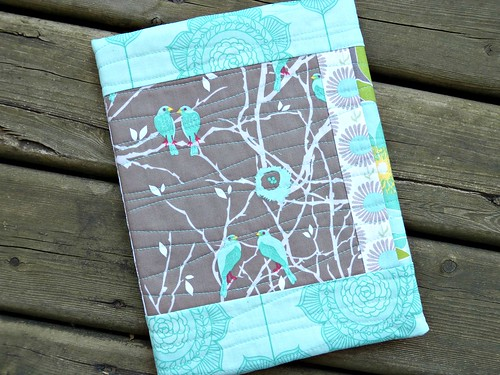 Notebook back
