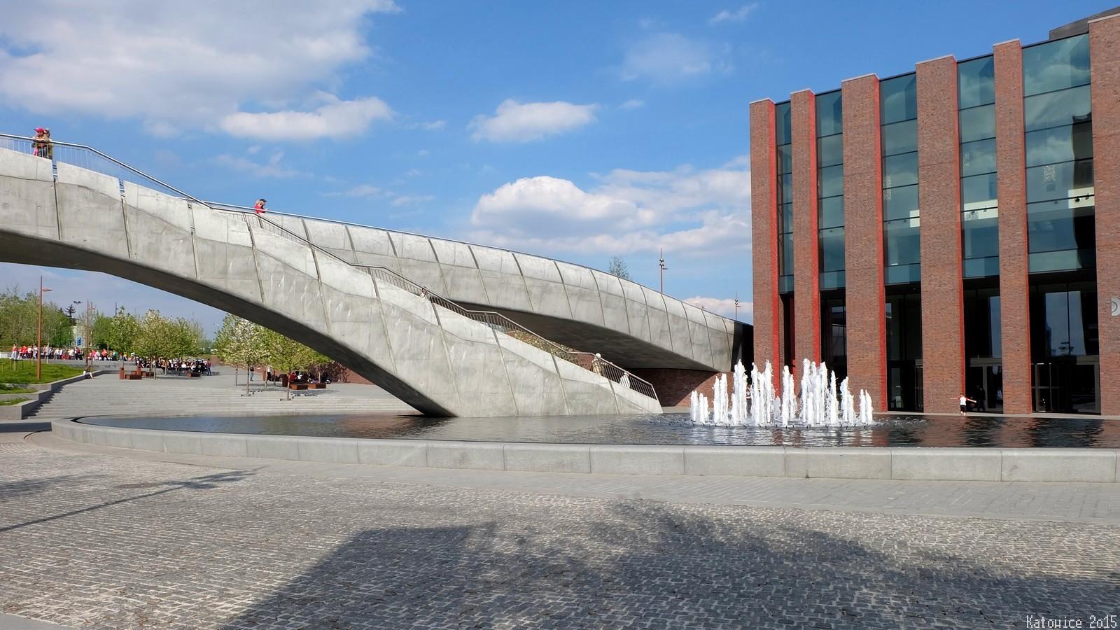 plac Wojciecha Kilara, Katowice, Polska