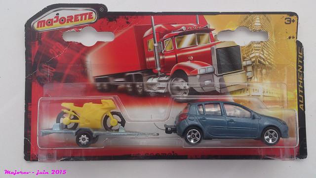 N°335A Renault Clio B85 + Remorque Moto 19244922001_4cca00d0d0_z