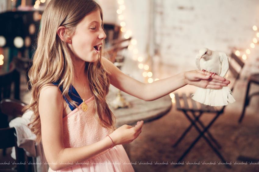 La paz y una sonrisa para Litel Pipol... Semana 4 (Tercer Año)