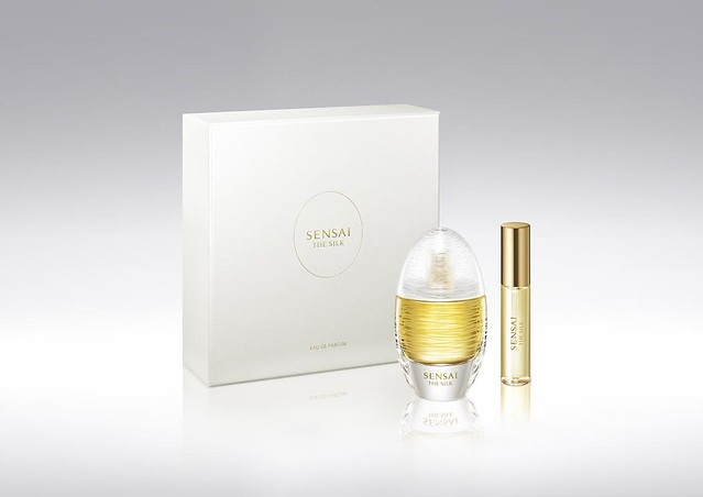 Sensai The Silk Eau de Parfum. set