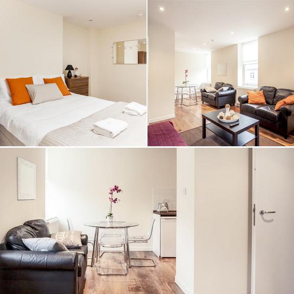 Precioso apartamento en el divertido barrio de Camden Town