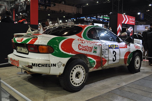 TOYOTA CELICA GT-Fore ST185