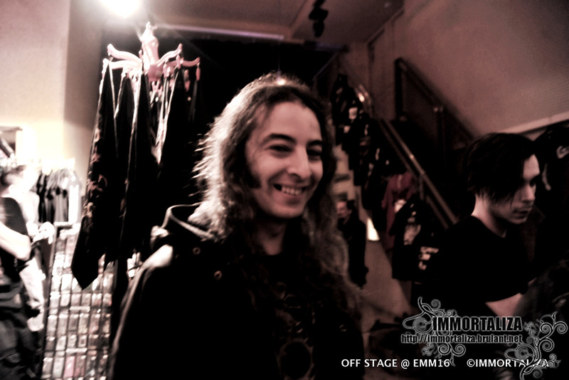 OFF STAGE - EINDHOVEN METAL MEETING  December 16th & December 17th 2016 Effenaar 32178999252_36be79f6ff_c