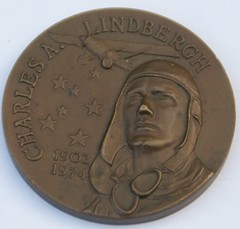Uniface Lindbergh Medal