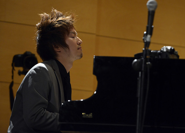 Concerts a la Fundació. Piano Feature