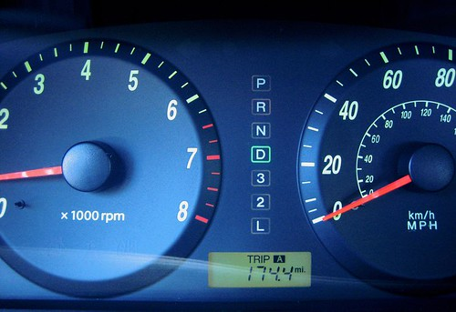This is how many miles I drove on Wednesday | by yaznotjaz