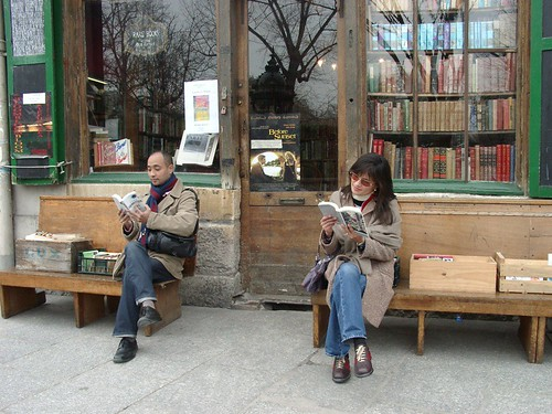 Shakespeare and Company | by The Dafinator