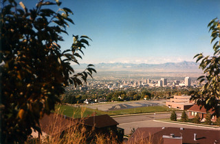A View of Salt Lake City from the Upper Avenues | by Stewf