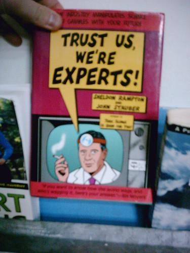 trust us  we u0026 39 re expert