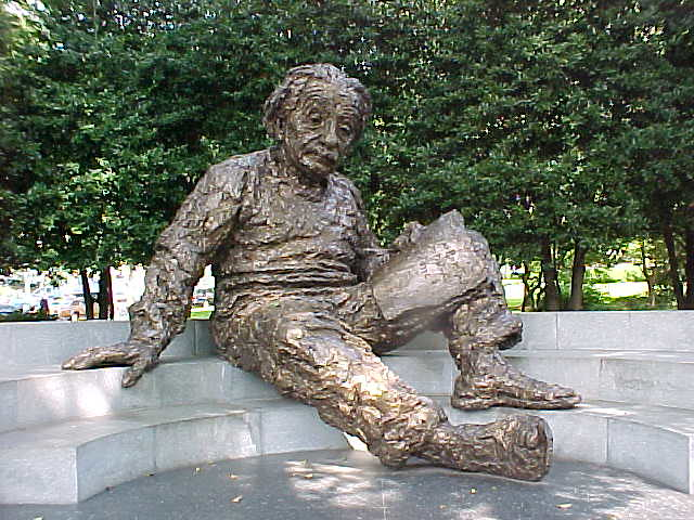 Albert Einstein Statue Albert Einstein Statue Robert
