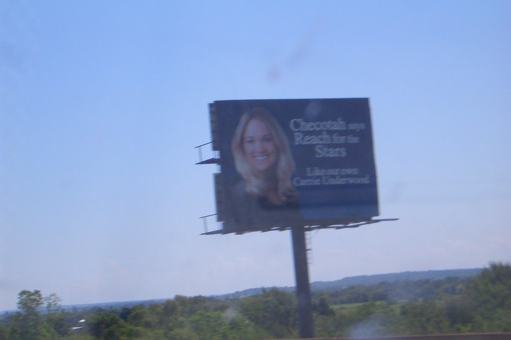 Checotah Ok Home To Carrie Underwood God Bless