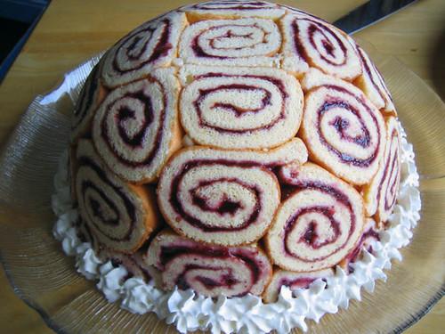 Cake Sal Ef Bf Bd Fromage Blanc Lardons