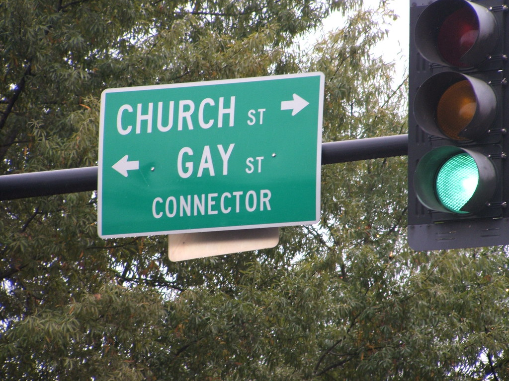 Gays and the church