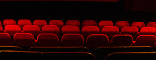 cinema seats | by mark lorch