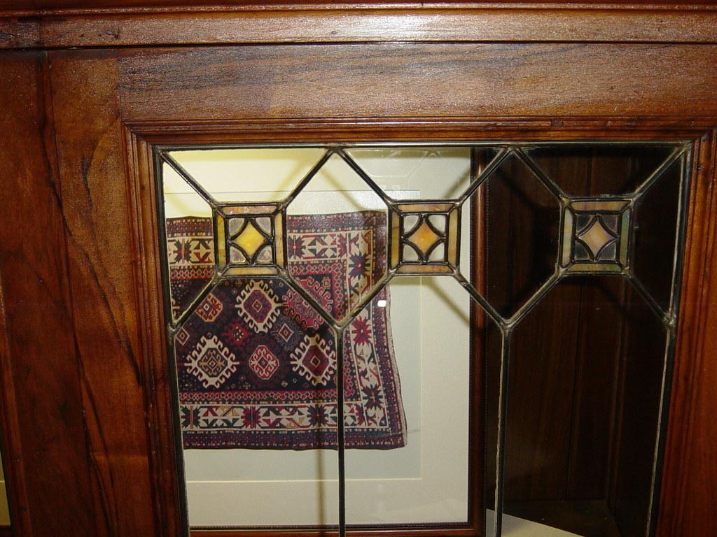 ... Leaded Glass Door | By HistoricOmaha.net