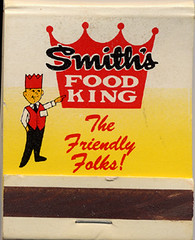 Smith's Food King, 1960's